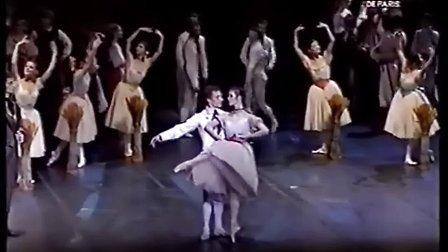 芭蕾舞 葛蓓莉亚(全剧)Fanny Gaïda, Manuel Legris 巴黎歌剧院