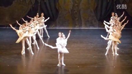 芭蕾舞 雷蒙达(三幕)Lopatkina和Yermakov 马林斯基 2016.7.3