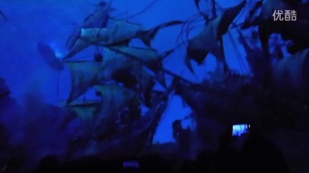 加勒比海盗——宝藏沉船之战
