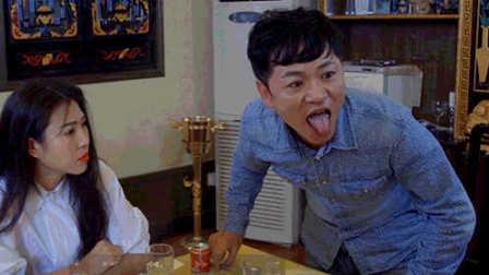 魔法行者03:好糗!与朋友吃火锅魔术师瞬间消失!