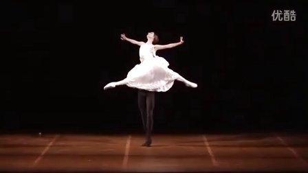 芭蕾舞 茶花女 黑色双人舞 Kaptsova和Rodkin 莫斯科大剧院