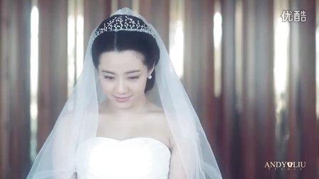 ANDYLIU STUDIO:齐俊盛&孟真 日出东方凯宾斯基酒店婚礼集锦