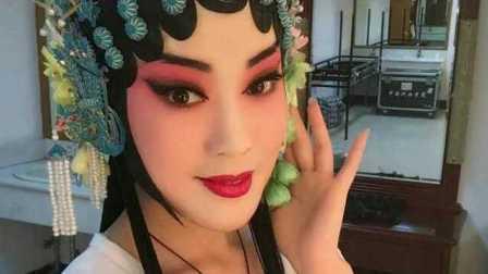 刘青徒弟李媛媛在中国戏曲学院自编自导自演(沙士比亚名剧麦克白改编的麦克白夫人)