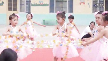 寿光市羊口镇曹辛幼儿园舞蹈:祖国的歌