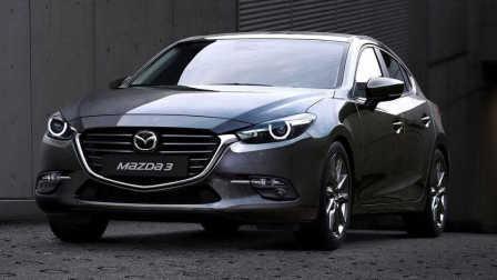 爱极客 新款马3昂克赛拉正式发布 中国特供版科鲁兹被美版车型替代