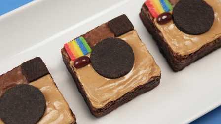 【洛洛烘焙坊】Instagram样式巧克力蛋糕 @柚子木字幕组
