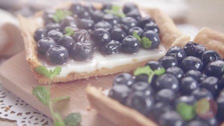 太阳猫早餐 第一季 轻甜蓝莓派 65