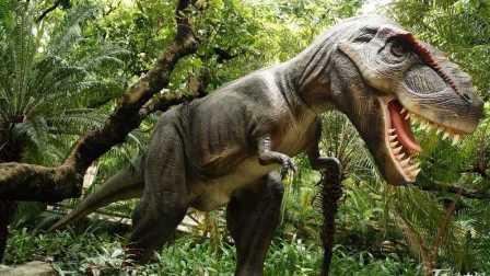 侏罗纪森林公园恐龙突袭