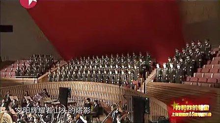大型交响合唱音乐会很少能听到《东方红》了
