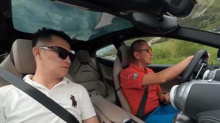 ams车评网 威sir测试场 法拉利 GTC4 Lusso 专业测试视频