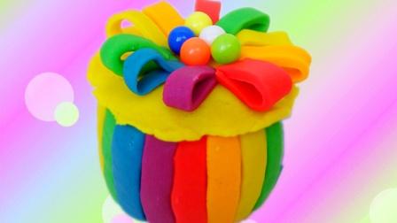 白雪玩具屋 2016 彩虹糖果生日蛋糕 彩虹糖果生日蛋糕