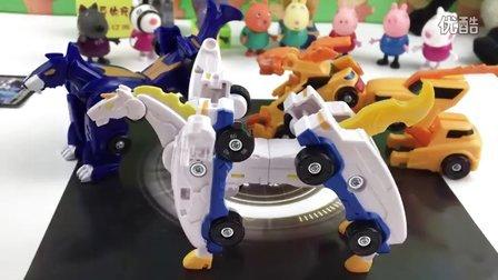 猎车兽魂灵风 变形玩具