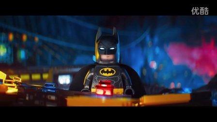《乐高蝙蝠侠大电影》Comic-Con版预告片