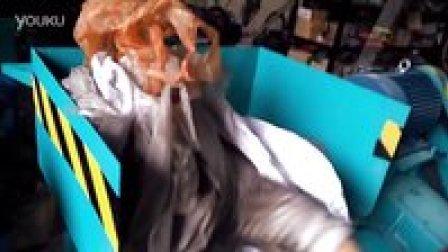 塑料布塑料袋塑料薄膜编织袋撕碎机洛阳同利三维