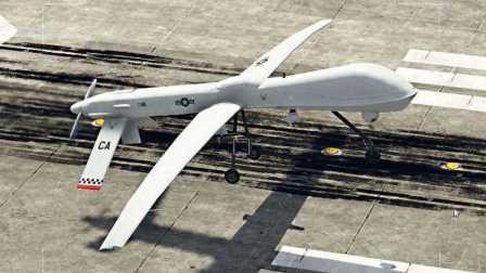 《GTA5》飞机mod #16捕食者 MQ-1 无人机【科技的飞跃】