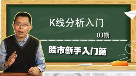 静言股市03:K线分析入门