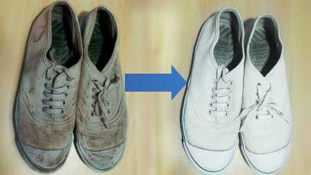怎样让白鞋回归青春
