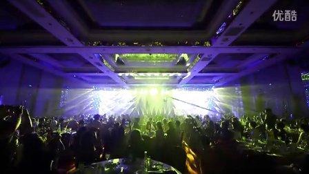 第二届光耀中国分享会交流晚宴灯光秀-KS-TEAM 吴文杰老师