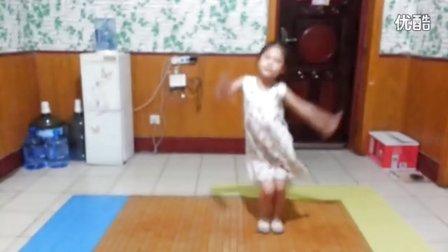 20160728_幼儿舞蹈《牛奶歌》演示:小轩轩
