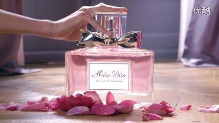 Miss Dior迪奥小姐漫舞花漾香氛 - 娜塔莉•波特曼(Natalie Portman)幕后花絮