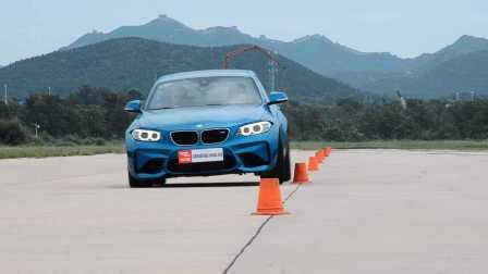 ams车评网 威sir测试场 宝马 M2 专业测试视频