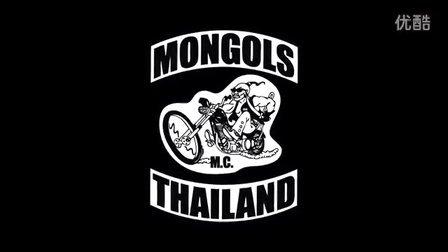 MONGOLS MC THAILAND 1st NATION RUN 2016