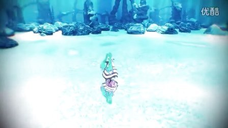【耳机福利】深海少女:miku&钢兵