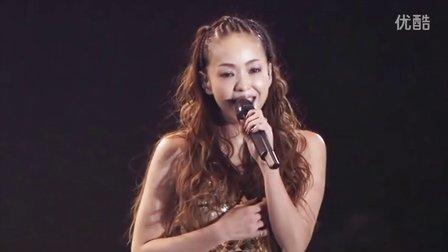 安室奈美惠《Red Carpet》2015年-2016年「GENIC」巡回演唱会