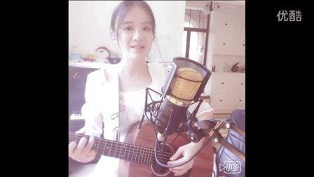 【猫小贝】七月上 女生吉他弹唱 Cover by 丹丹