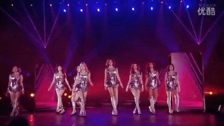 少女时代《Run Devil Run》2015年日本埼玉演唱会