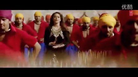 印度电影歌舞 - 索娜什·辛哈 、阿布舍克·巴强