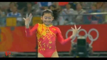 2008北京奥运会体操精彩片段