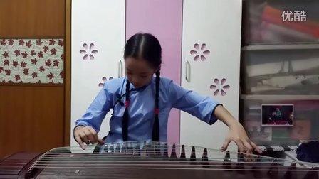 10岁女孩古筝演绎李健的《贝加尔湖畔》动听到哭!一定要转!