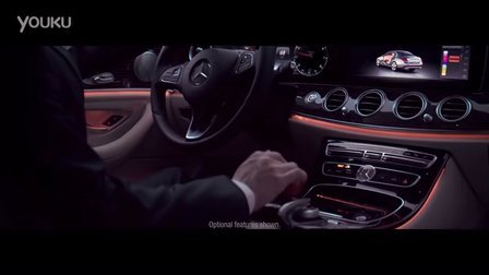 "2017奔驰E级广告片、有她就足够了、 Mercedes-Benz E-Class Commercial – ""It's Everything"""
