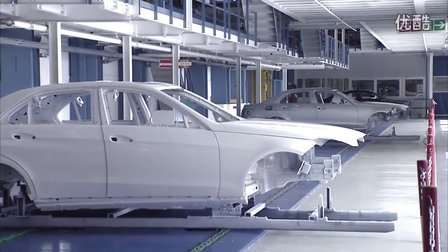 2016 奔驰E级生产线、Mercedes-Benz E-Class Production