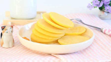 宝宝辅食微课堂 第一季 5分钟就能做出的奶香玉米饼 62