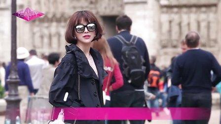 法国美妆 | 哥特妆容与巴黎建筑