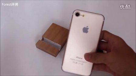 iPhone7上手体验,与真机没什么两样!