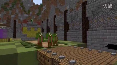 我的世界同人动画_怪物学院2之皇室战争