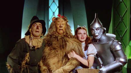[绿野仙踪]片段 The Wizard of Oz Clip (Meeting the Wizard)