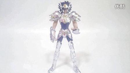 [横山君的童年世界分享第27期]圣衣神话kaka白银圣斗士巨爵座水镜