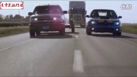 即使你开的是跑车!公路上最好别惹卡车司机