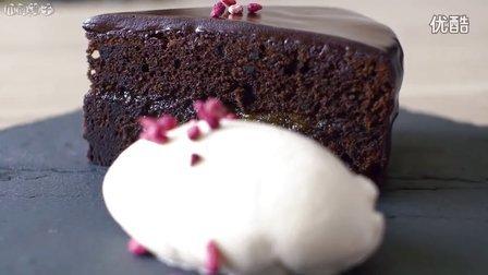 【木南簿子】萨赫蛋糕Sachertorte—维也纳萨赫酒店独特的巧克力蛋糕(