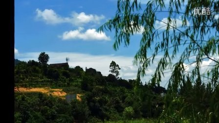 美丽乡村:板麦村