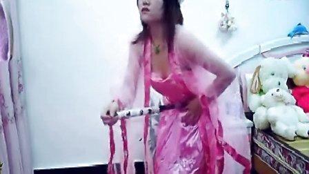 曉曉系列-粉色古裝(刺肚子)