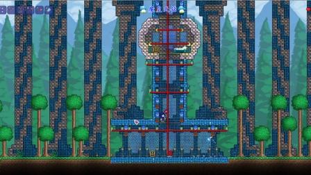 ▲天铭▲泰拉瑞亚 terraria 疯狂地图54 大地神殿!海拉尔大冒险03!分享者:梁涵禹!