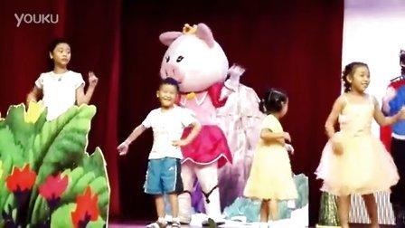 小鱼尼莫与小猪班纳