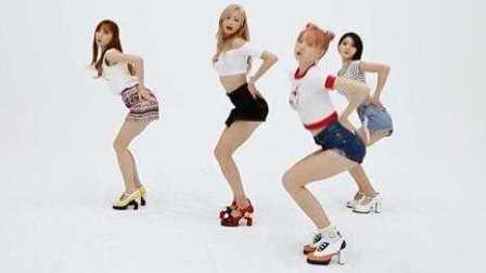 [杨晃]韩国性感美女组合9MUSES A最新舞蹈版单曲Lip 2 Lip