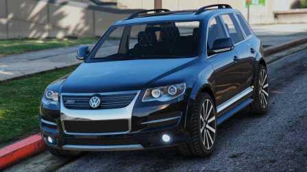 《GTA5》汽车mod #137大众 途锐 2008 R50【沉稳而不失身份】