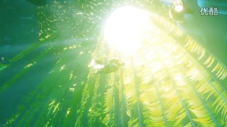【皮卡】海底历险记第一集:非洲人不脸黑〓ABZU智慧之海〓